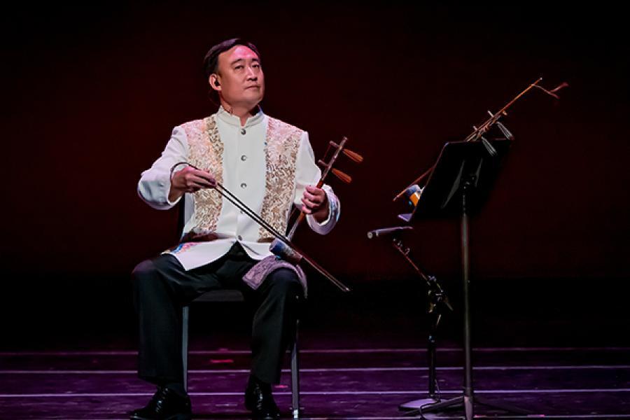 Jing Hu, musician