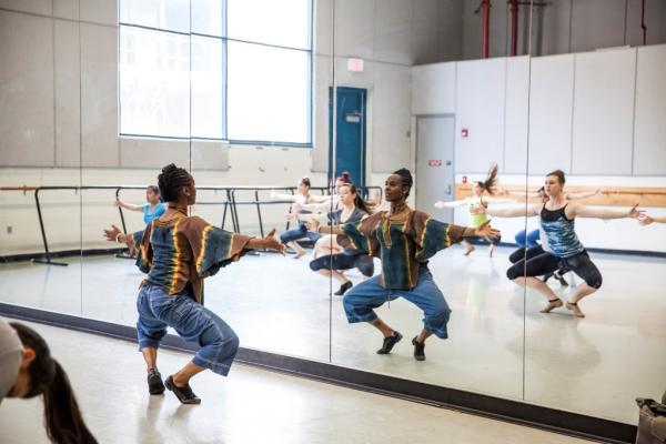Dance Coursework