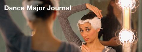 Dance Major Journal